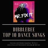 Top 10 Dance Songs of the Week by Dibblebee with Brooke J