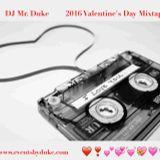 DJ Mr. Duke Valentine's Day Mixtape