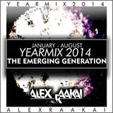 Alex Raakai - Yearmix 2014 (January - August)
