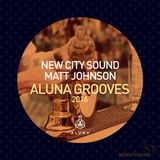 NCS Resident's Mix: Matt Johnson - Aluna Grooves 2016