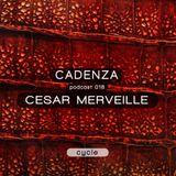 Cadenza | Podcast  018 Cesar Merveille (Source)