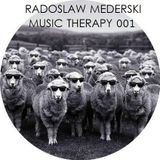 Tech House Mix - Radoslaw Mederski - Music Therapy 001