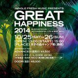 =Great Happiness=2014.10.26.9am.Disc Junkey PsyTrance Set