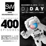 DJ Day - Soundwaves 400 KPFK