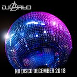 DJ Arlo - Nu Disco December 2018