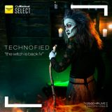 Technofied - [The Witch is Back IV] - By Diana Emms Live 06052019 - Vol 25