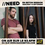 Béton Session - Need 13/09/17
