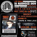 Da Maddhouze sits down with Rocky on KPOO 89.5 FM