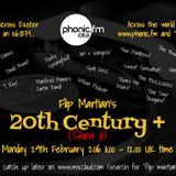 20th Century Plus on Phonic FM - Show 10