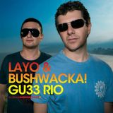 Global Underground 033 - Layo & Bushwacka! - Rio de Janeiro - CD2