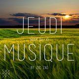 Jeudi Musique // Week 09.15 by Zic Zag