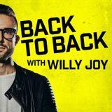 Willy Joy & QUIX - Back To Back Radio 118