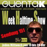 Week Halftime Show 151 mit Guenta K