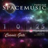 Spacemusic 10.25 Cosmic Gate