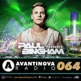 #64 PAUL BINGHAM - AVANTINOVA RADIO