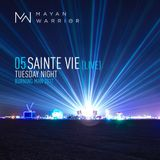 Sainte Vie - Mayan Warrior - Burning Man - 2017 (live)