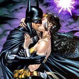 A Dark Knight's Kiss