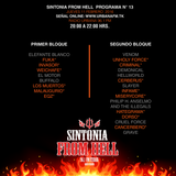 Sintonía From Hell / Capitulo N ° 13
