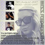 Missrepresent Drum & Bass Kool London Show 9th Aug 2017