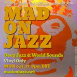 MADONJAZZ Deep Jazz & World Sounds