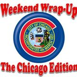 """WEEKEND WRAP UP MIX SHOW With Greg """"Olskool Ice-Gre"""" Lewis & Dave Coresh"""