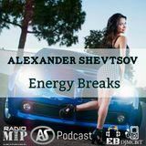 Alexander Shevtsov - Energy Breaks (18.11.2017) [Podcast]
