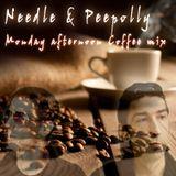 Needle & Peepolly Monday Afternoon Coffee mix