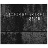 25.05.2016 Different Voices. at Bullitt Club Munich