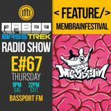 BASS TREK 67 with DJ Daboo on bassport.FM