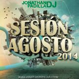 Sesión Agosto 2014 JonathanPadillaDJ