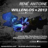 La Onda • Willenlos 2013