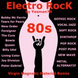 ELECTRO ROCK 80s (Queen, David Bowie, Foreigner, Tears For Fears, Peter Gabriel, Living Colour...)
