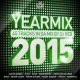 Yearmix 2015 - mixed by DJ RED