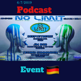 "Deepyetbeats - Podcasts  EVENT ""NO LIMIT"" Guest DJ (GERMANY) - TECHNO PARADIZE"