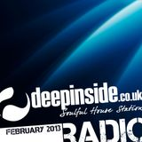 DEEPINSIDE - Soulful House Station (February 2013)