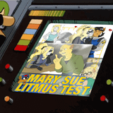 Auxiliary Weapons Panel - Mary Sue Litmus Test