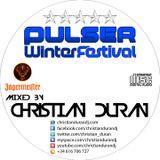 CHRISTIAN DURÁN - LIVE@PULSER WINTER FESTIVAL (07-12-14)