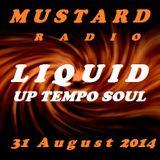 Carma Productions & MC Marxman Live @ Cue Bar - 31 August 2014 - Liquid Up Tempo Soul