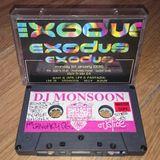 DJ Monsoon - Exodus @ The Dyers Club, Halifax (1st Jan 1996)