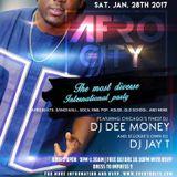 Afrocity STL Promo Mix