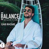 Gab Rhome - Balance Selections 103