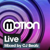 Motion Live... with CJ Beatz (June 2012)