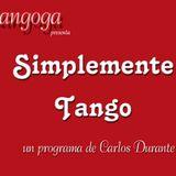 Simplemente Tango - 25 de Abril de 2013