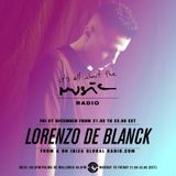 Lorenzo de Blanck It's All About the Music dicembre 2018 - Ibiza Global Radio