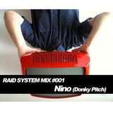 RAID SYSTEM MIX #001 - Nino