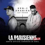 LA PARISIENNE VOL.3 MIXED BY ARABIKA AND KEN-J