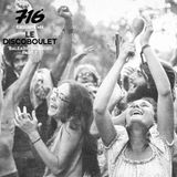 716 Exclusive Mix - Le Discoboulet : Balearic Disorder Vol. 1