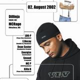 Dillinja & MC Rage live @ Phaze Club Mannheim 2002 Side A
