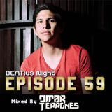 Beatius Night episode #59 - Mixed By Omar Terrones