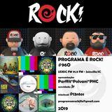 #960 Programa É Rock Jlle - UDESC FM 91.9 2019.23mar
